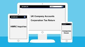 I will prepare UK company accounts and corporation tax return