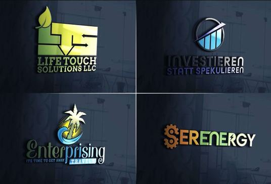 create the ultimate 3d logo