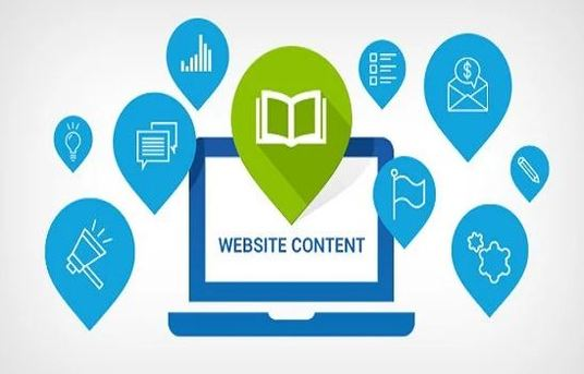 write your website content with SEO keywords and meta