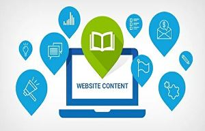 I will write your website content with SEO keywords and meta