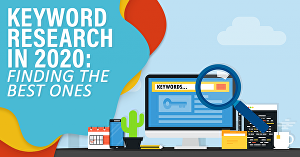 I will do advanced SEO Keyword Research for Organic Traffic 2020