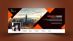 I will Design Professional and Creative Facebook & Twitter Cover Photo