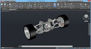 I will create editable 3D models using AutoCAD