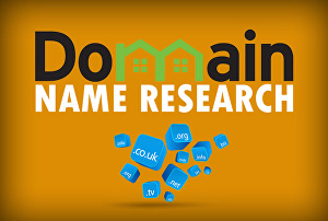 I will research and suggest brand domain name with logo