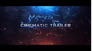 I will make this cinematic  trailer video