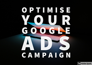 I will optimise your google ads campaign