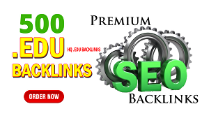 I will Boost Website  Search Rankings With 500 Powerful High DA .EDU Backlinks