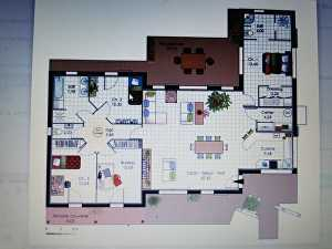 I will redraw your sketch or pdf by autocad, archicad, revit, sketchup