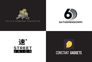 I will design 3 premium logo in 24 hrs for your business