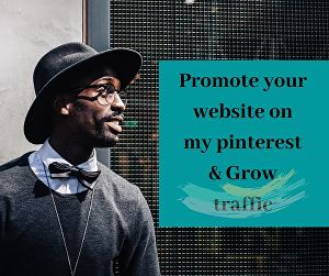 I will promote your website or product to my 3m pinterest audiences