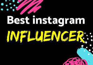 I will find top best Instagram influencer for your brand and niche