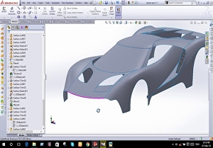 I will do 3D Prototype Design of your Product Using Solidworks