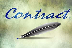 I will draft contracts and agreements