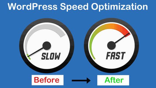 increase website speed and optimize website