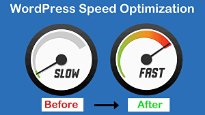 I will increase website speed and optimize website