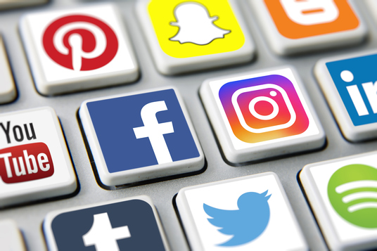 advise you on a social media strategy and create your social media elements