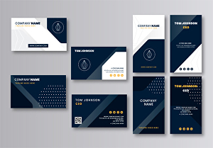 I will design Professional Business card With in 24 Hours