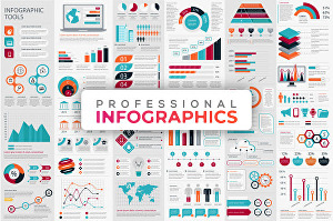 I will create professional infographic designs and posters