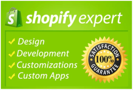 create shopify dropshipping store or shopify website with winning products
