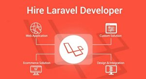 I will be your laravel developer and web developer