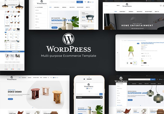 clone, redesign, copy any website by wordpress