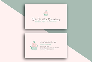 I will design luxury business card
