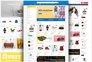I will create an ecommerce website using woo-commerce in WordPress