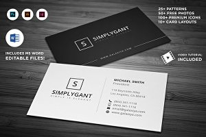 I will design a custom, professional, and print ready business card