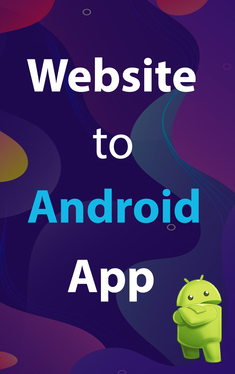 convert your website into Android App