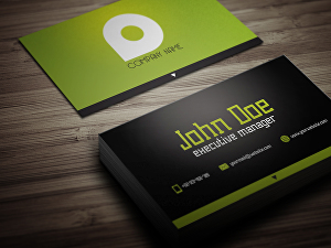 I will design stunning professional business card in 24 hours