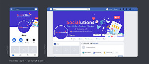I will Design Logo & Cover Photo for your Facebook Page