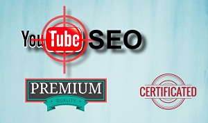 I will do perfect youtube video SEO to improve ranking
