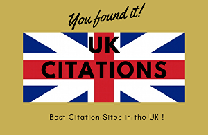 I will create high quality 100 UK Citations from the Best Citation Sites in the UK