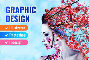I will do your adobe indesign projects