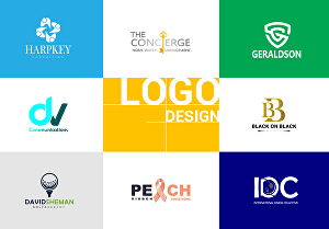 I will do logo design