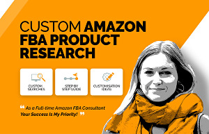 I will do amazon fba private label product research