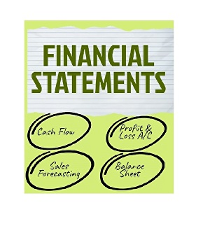 I will  create bank reconciliation financial statements, cash flow, balance sheet, and profit los
