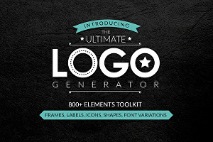 I will design 2 Professional logos