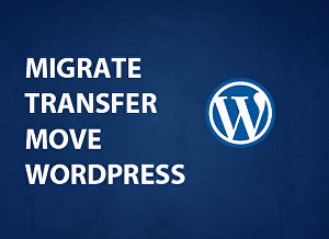 I will migrate, move or transfer and backup your wordpress website