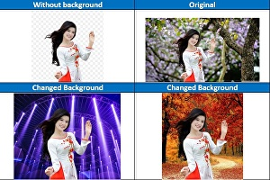 I will remove or change background from your pictures