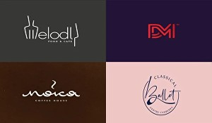 I will design Minimal Logo