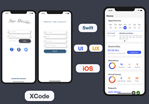 I will create UI Storyboards in XCode from your Mockups or Designs or Ideas to Native UI Screens