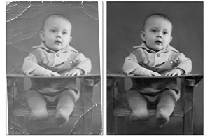 I will colorize,retouch or restore your old photos