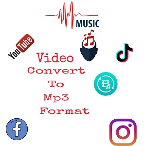 I will convert any video to Mp3 format in 24 hour