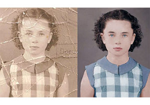 I will retouch, restore and colorize your photos