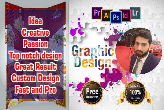 be your graphic design master