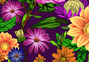 I will Design Textile Designs and Seamless patterns or prints