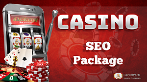 I will rank your Casino or Gambling website with this SEO Package