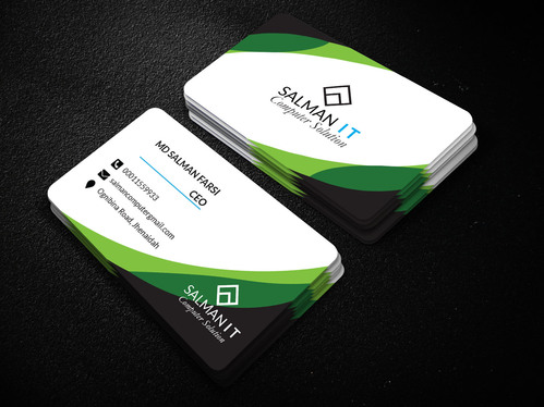 Do Professional Business Card  Within 24 Hours