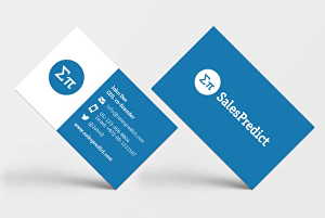 I will design a professional business card and stationary